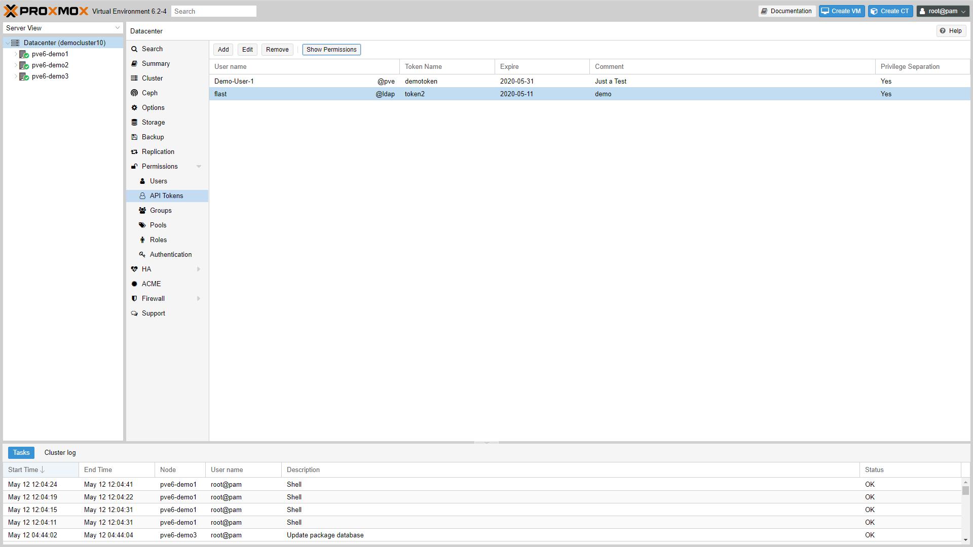 Proxmox cloud 私有云部署