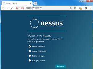 Nessus 简介与安装