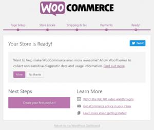 WooCommerce下载及安装教程