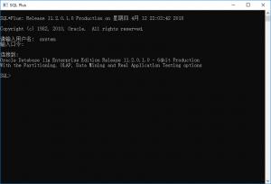 Oracle数据库安装图文教程