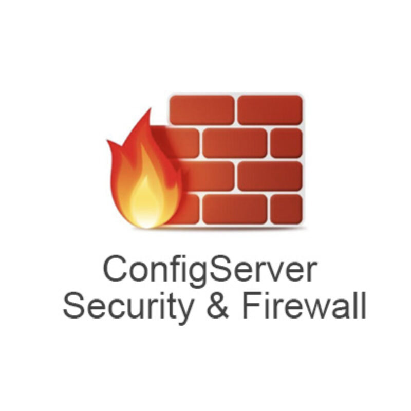ConfigServer Security & Firewall(CSF)