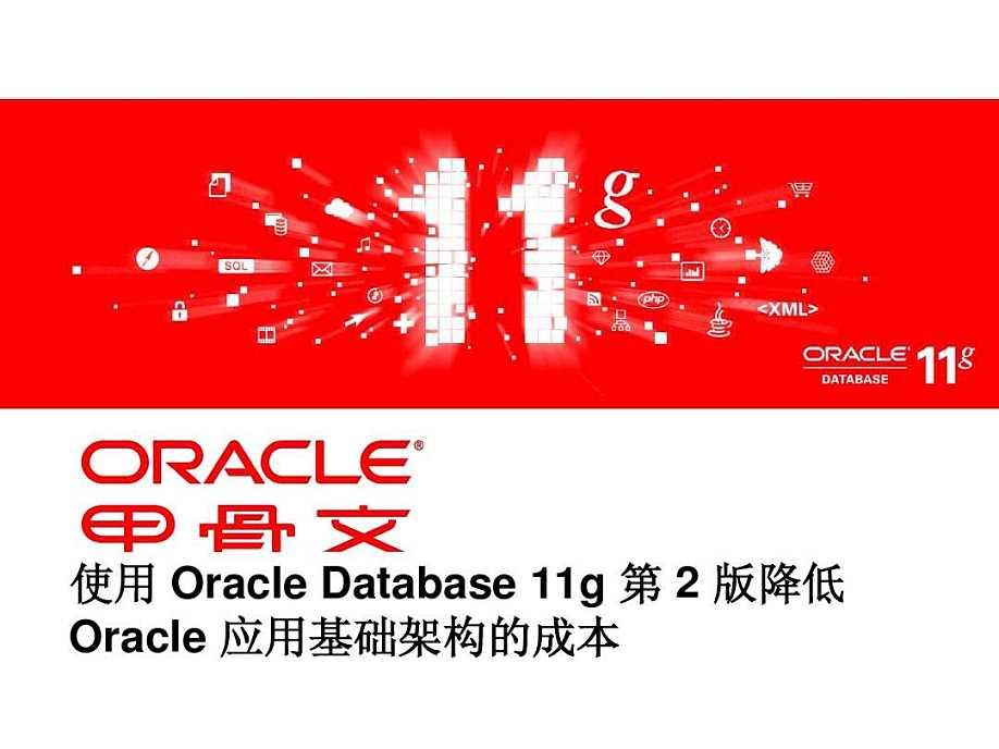 Oracle数据库 正版软件