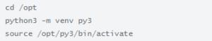 jumpserver安装与部署